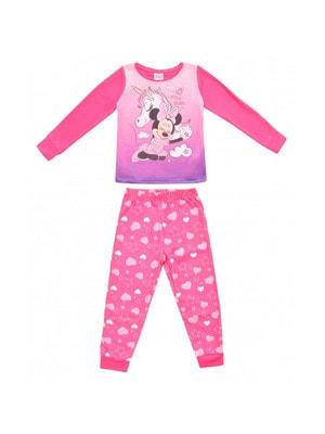 Пижама, (в подарочной коробке), Розовый, Disney Польша, 20OZ
