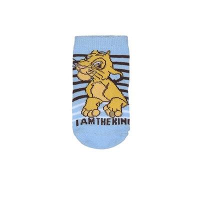 Набір шкарпеток 3 пари  (білі, сині), Блакитний, Sun City Франція, 21OZ