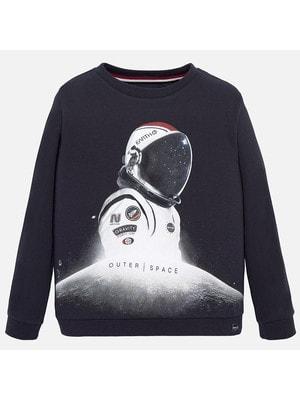 Пуловер, (OUTER SPACE), Темно-синій, Mayoral Іспанія, 20OZ
