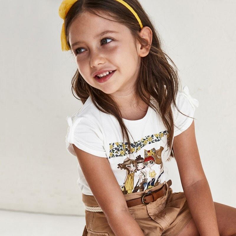 футболки для девочек