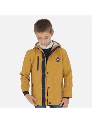 Куртка, з капюшоном, Бурштиновий, Mayoral Іспанія, 20VL