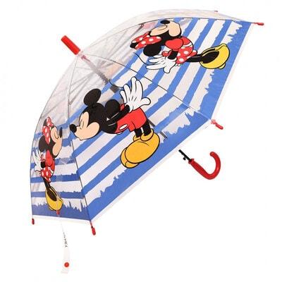 Парасоля прозора MINNIE, Червоний, Disney Іспанія