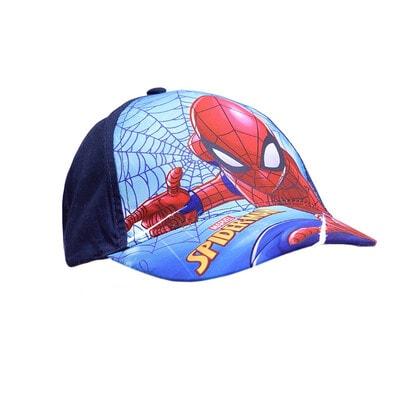 Головной убор кепка, сэр. Spider-Man, Темно-синий, Disney Польша, 21OZ