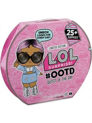 ІГРАШКА Набір, з лялькою L.O.L. - Модний Лук (з аксесуарами), MGA США