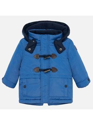 Куртка, з капюшоном, Синій, Mayoral Іспанія, 20OZ