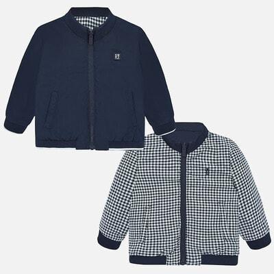 Куртка, двостороння, Темно-синій, Mayoral Іспанія, 20VL
