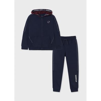 Комплект Спортивний, Кофта + штани, Темно-синій, Mayoral Іспанія, 22OZ