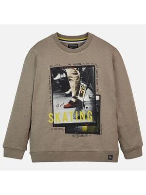 Пуловер, (SKATING), Сірий, Mayoral Іспанія, 20OZ
