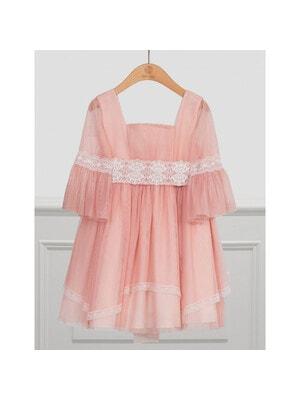 Сукня, Персиковий, Abel & lula Іспанія, 21VL