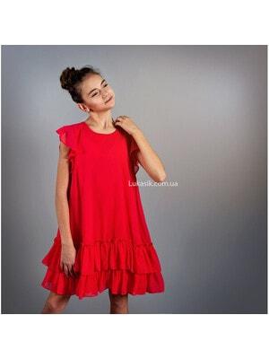 Сукня, Кораловий, Mayoral Іспанія, 20VL