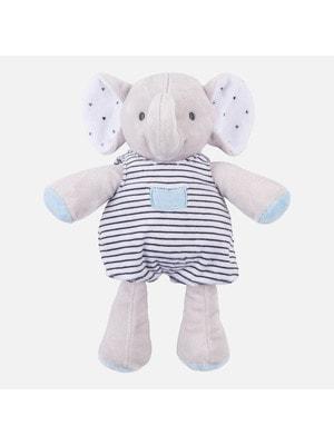 Аксесуари, М'яка іграшка слон, Сірий, Mayoral Іспанія, 19VL