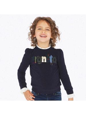 Пуловер, Bonita, Темно-синій, Mayoral Іспанія, 20OZ
