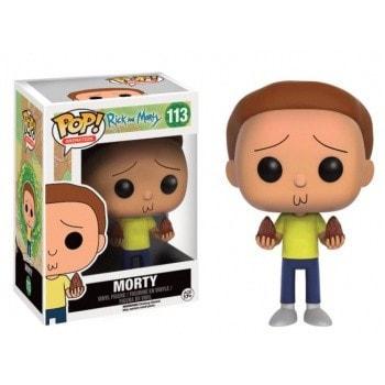 """ИГРУШКА Фигурка, Виниловая Funko POP! """"Rick and Morty"""" Морти, FUNKO США"""