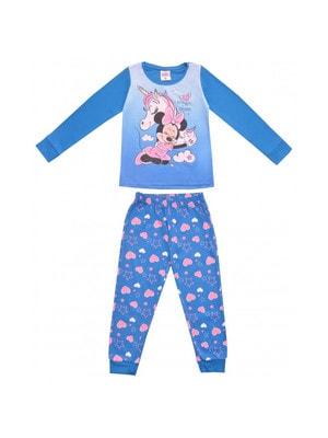 Пижама, (в подарочной коробке), Синий, Disney Польша, 20OZ