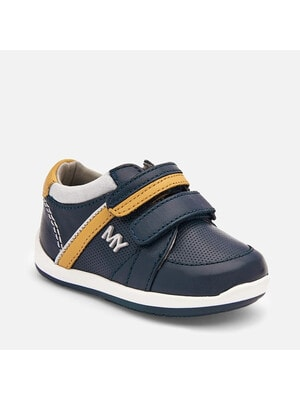 Кросівки, жовта вставка, Темно-синій, Mayoral Іспанія, 20VL