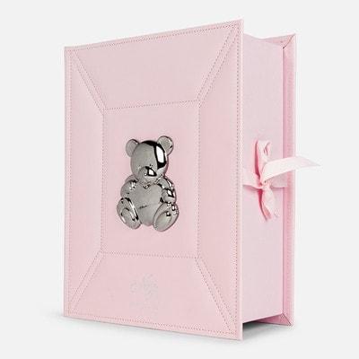 Аксесуари, Коробка для сувенірів новонародженого (перший зуб, перше волосся, перші носочки) та інші памятні речі., Рожевий, Mayoral Іспанія, 20OZ