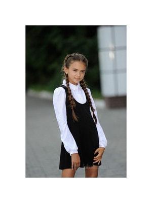 Шкільна форма, Сарафан, Чорний, REMIX Польща, 19Ошкола