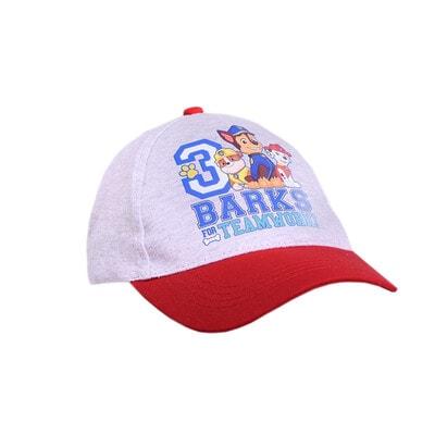 Головной убор кепка, сэр. PAW Patrol, Красный, Disney Польша, 21OZ