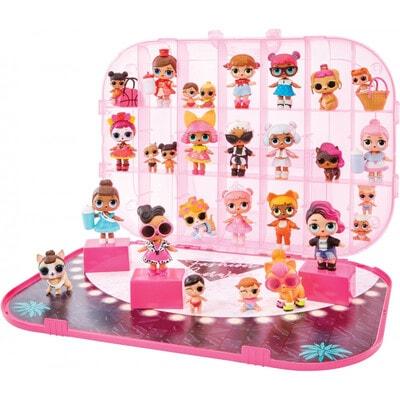 ІГРАШКА Набір, з ексклюзивною  лялькою L.O.L.SURPRISE!-Показ Мод (ніжно-рожевий), MGA США