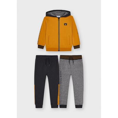 Комплект Спортивний, Кофта + штани 2 шт., Бурштиновий, Mayoral Іспанія, 22OZ