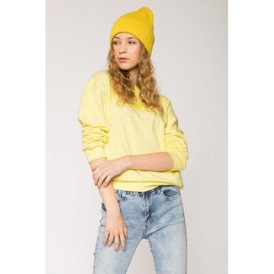 Пуловер, з капюшоном, Жовтий, Reporter young Польща, 21VL