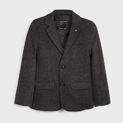 Піджак, Темно-сірий, Mayoral Іспанія, 21OZ