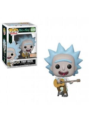 """ІГРАШКА Фігурка, Вінілова Funko POP! """"Rick and Morty""""   Рік підліток з гітарою, FUNKO США"""