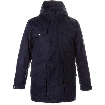 Куртка с капюшоном VINCET, Темно-синий, HUPPA Эстония, 21OZ