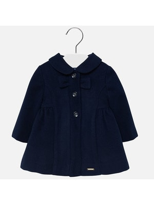 Пальто, Темно-синій, Mayoral Іспанія, 20OZ