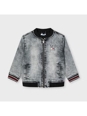 Піджак, джинсовий, Темно-сірий, Mayoral Іспанія, 21VL