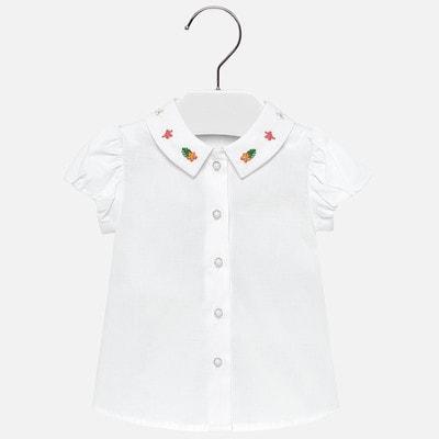Блуза, Білий, Mayoral Іспанія, 19VL