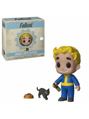 "ИГРУШКА Фигурка, Виниловая Funko 5 Star ""Fallout"" Vault Boy: Характер, FUNKO США"
