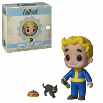 """ІГРАШКА Фігурка, Вінілова  Funko 5 Star """"Fallout""""   Vault Boy : Вдача, FUNKO США"""