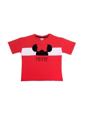 Футболка, сер. Minnie Mouse, Червоний, Disney Польща, 21OZ