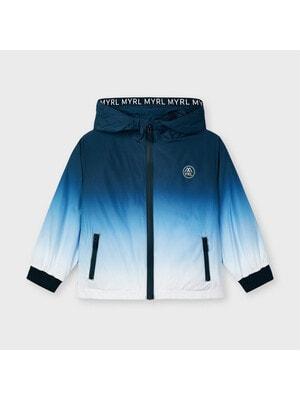 Куртка, з капюшоном, Синій, Mayoral Іспанія, 21VL