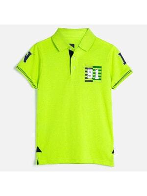 Футболка, POLO, Зелений, Mayoral Іспанія, 20VL