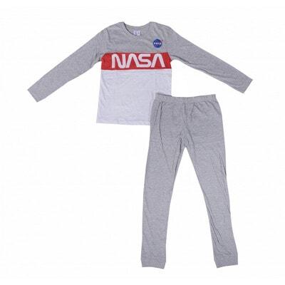 Піжама, серія Disney   NASA Джемпер +  штани, Сірий, Sun City Франція, 21OZ