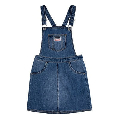 Сукня, Сарафан джинсовий, Синій, LEVI`S США, 21VL