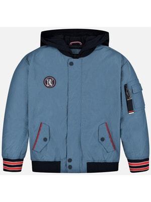 Куртка, з капюшоном, Синій, Mayoral Іспанія, 20VL