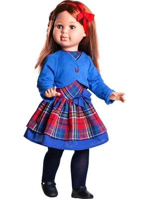 Игрушка Кукла Сандра в синем платье 60см, Paola Reina Испания