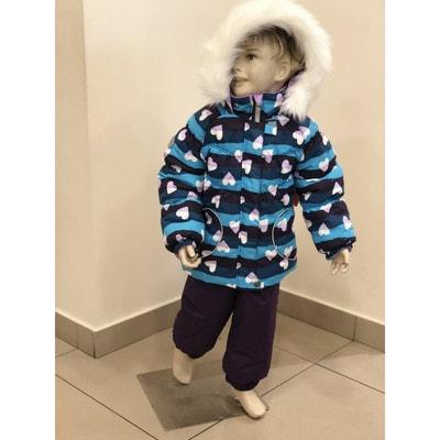 Комплект, Куртка+напівкомбінезон ELSA, Фіолетовий, Lenne Естонія, 19OZ