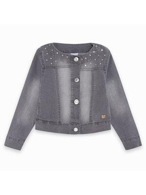 Піджак, джинсовий, Сірий, TucTuc Іспанія, 20VL