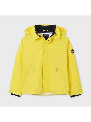 Куртка, з капюшоном, Жовтий, Mayoral Іспанія, 21VL