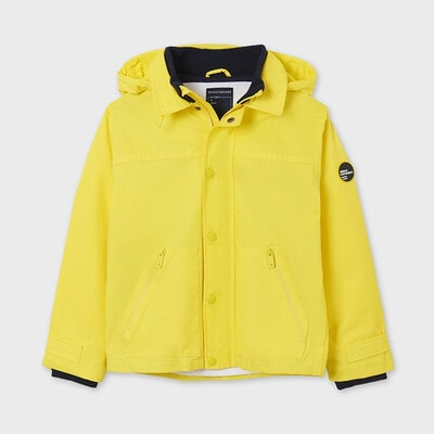 Куртка с капюшоном, Желтый, Mayoral Испания, 21VL
