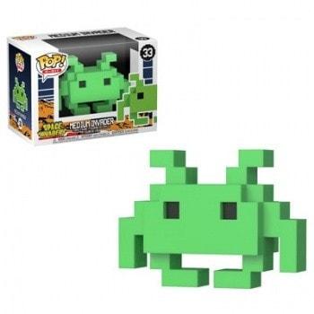 """ИГРУШКА Фигурка, Виниловая Funko 8 Bit POP! """"Space Invaders"""" Invader, FUNKO США"""