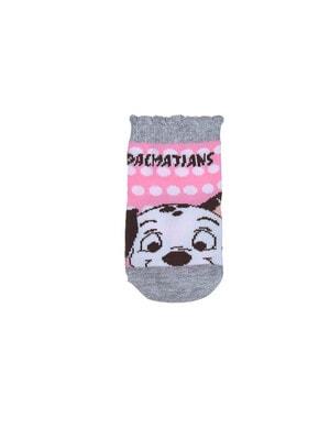 Набір шкарпеток 3 пари  (білі, сині), Рожевий, Sun City Франція, 21OZ