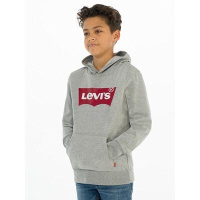 Пуловер, з капюшоном, Сірий, LEVI`S США, 21VL