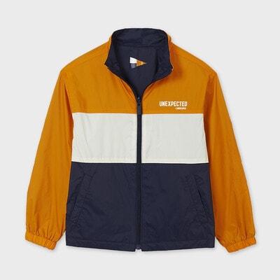 Куртка, двусторонняя, Темно-синий, Mayoral Испания, 21VL