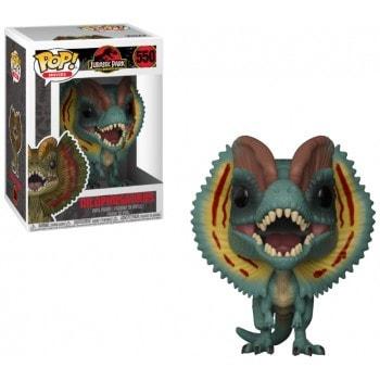 """ІГРАШКА Фігурка, Вінілова Funko POP! """"Jurassic Park""""   Дилофозавр, FUNKO США"""