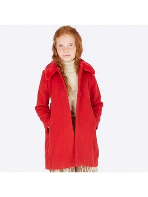 Пальто, Красный, Mayoral Испания, 20OZ